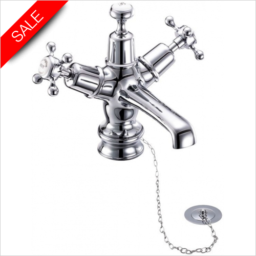 Burlington - Claremont Regent Basin Mixer