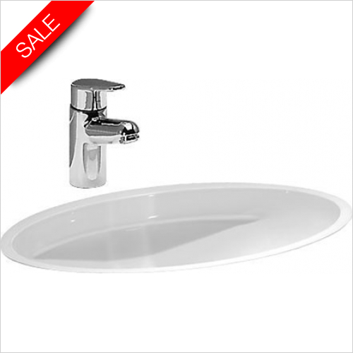 Laufen - Savoy Built In Washbasin 500 x 350mm 0TH