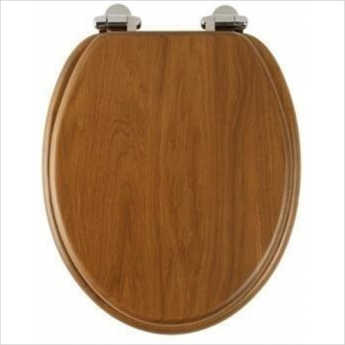 Roper Rhodes - Traditional Soft-Closing Toilet Seat