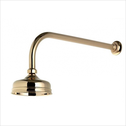 Aqualisa - Aquatique Concealed Fixed 5'' Drencher Head