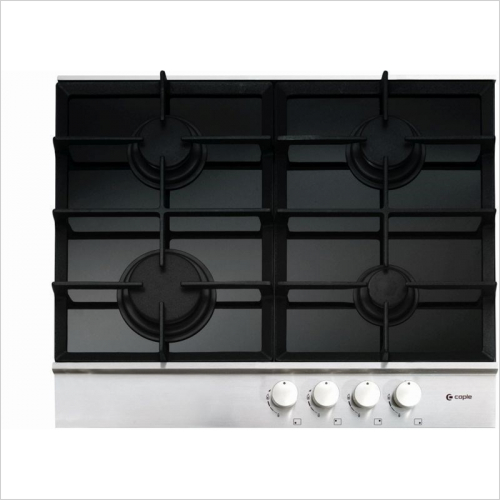 Caple Appliances - Sense Gas On Glass Hob 600mm