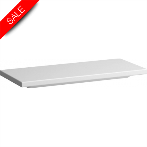 Laufen - Living Square Ceramic Shelf 900 x 380mm