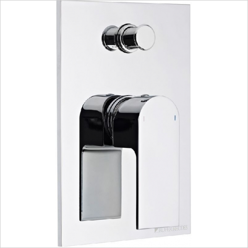 Roper Rhodes - Code Manual Shower Valve With Diverter