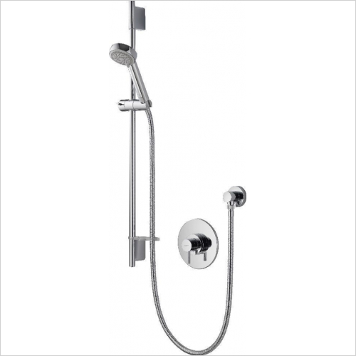 Aqualisa - Siren SL Concealed Mixer Shower With Adjustable Head