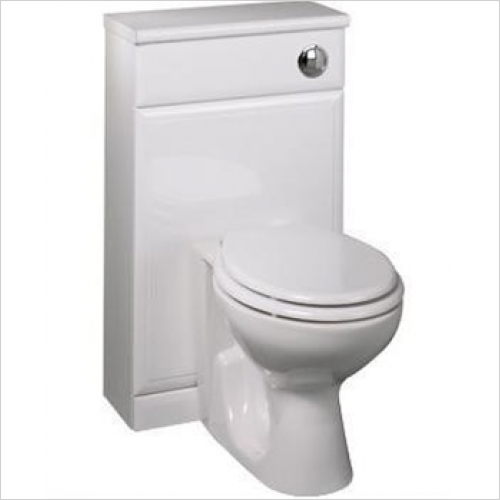 Roper Rhodes - Valencia 500mm Back To Wall WC Unit