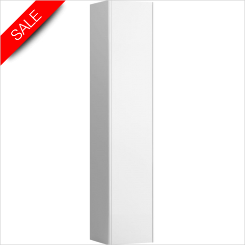 Laufen - Living Square Tall Cabinet 350 x 340 x 1650mm RH