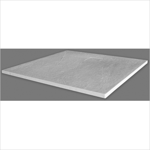 Merlyn - Truestone Square Shower Tray 900 x 900mm