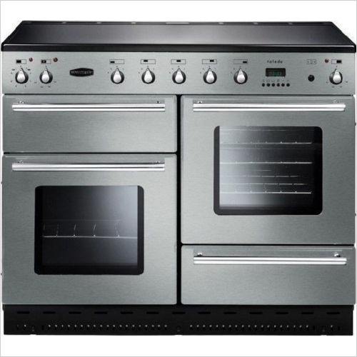 Rangemaster - Toledo 110cm Range Cooker, Induction