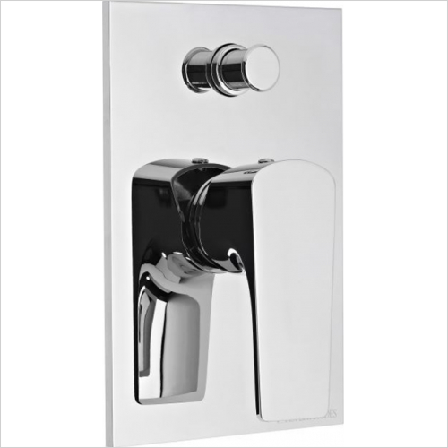 Roper Rhodes - Sign Manual Shower Valve With Diverter