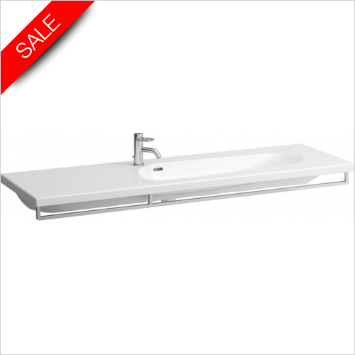Laufen - Palomba Countertop Washbasin 1600 x 500mm 1TH