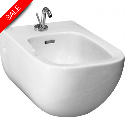 Laufen - Palomba Wall Hung Bidet 1TH