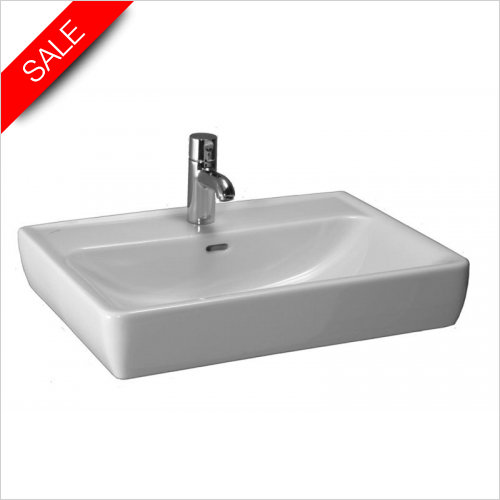 Laufen - Pro A Washbasin Bowl 650 x 480mm 1TH