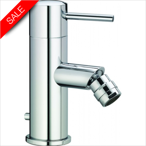 Laufen - Twinprime Pin (Triathlon) Single Lever Bidet Mixer