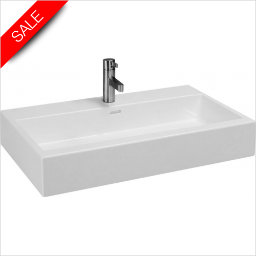 Laufen - Living City Washbasin 800 x 460mm 1TH