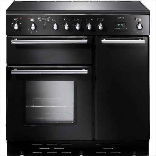 Rangemaster - Toledo 90cm Range Cooker, Induction
