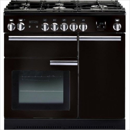 Rangemaster - Professional+ 90cm Range Cooker, Natural Gas With FSD