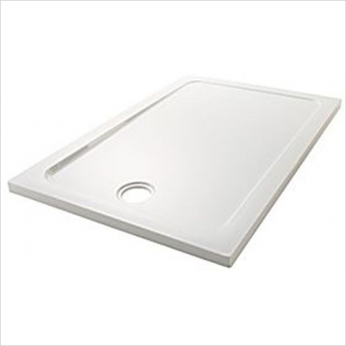 Mira - Flight Low Rectangular Tray 1000x700mm (0 Upstands)