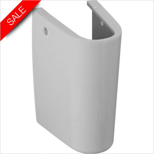 Laufen - Pro B Syphon Cover For Small Washbasin