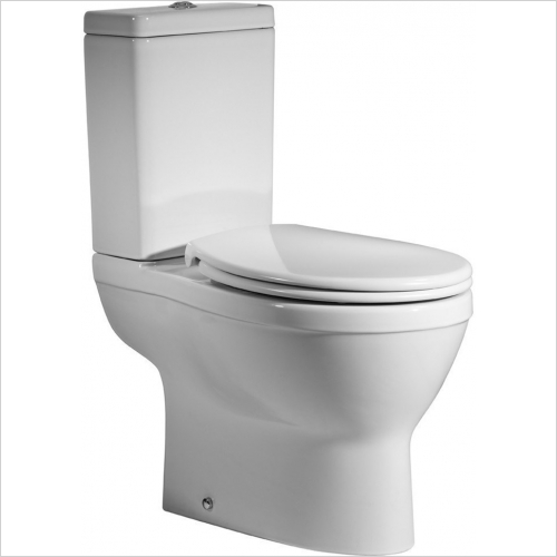 Roper Rhodes - Minerva Close Coupled WC Pan