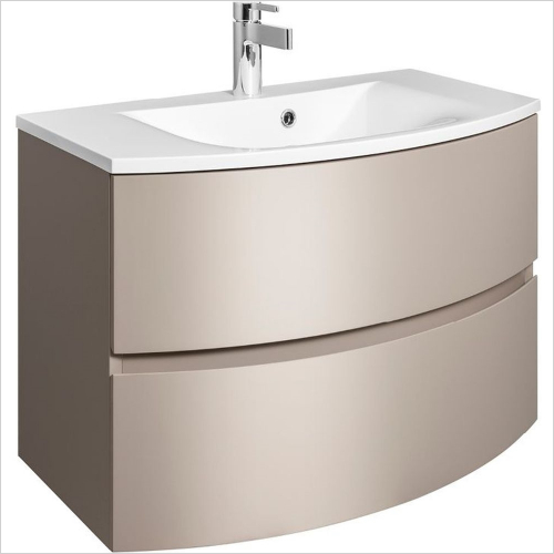 Bauhaus - Svelte 800mm Vanity Unit