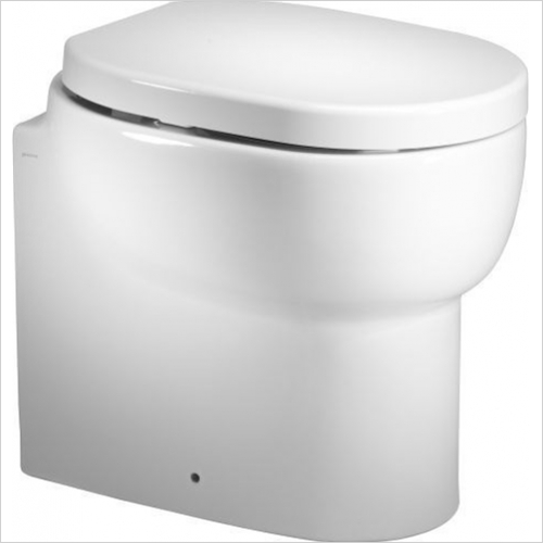 Roper Rhodes - Zest 500mm Back To Wall WC Pan