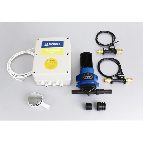 Impey - Dry-Deck 20 Waste Pump Kit
