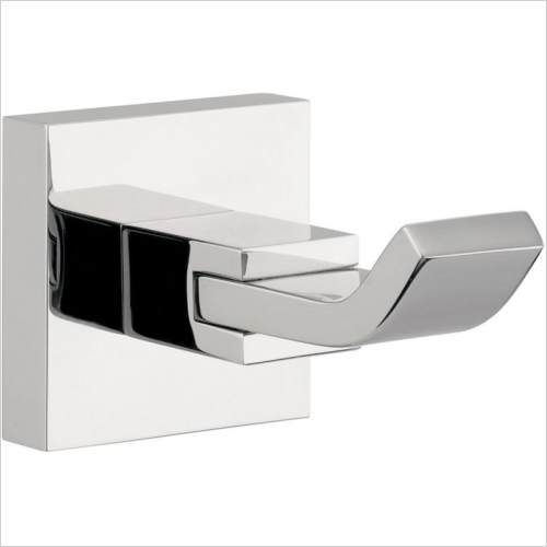 Crosswater - Zeya Robe Hook Single