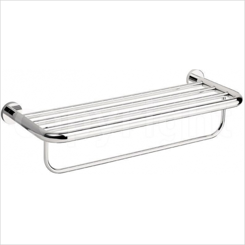 Crosswater - Central Towel Rail 2 Tier 580mm