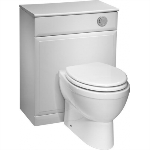 Roper Rhodes - Valencia 620mm Back To Wall WC Unit