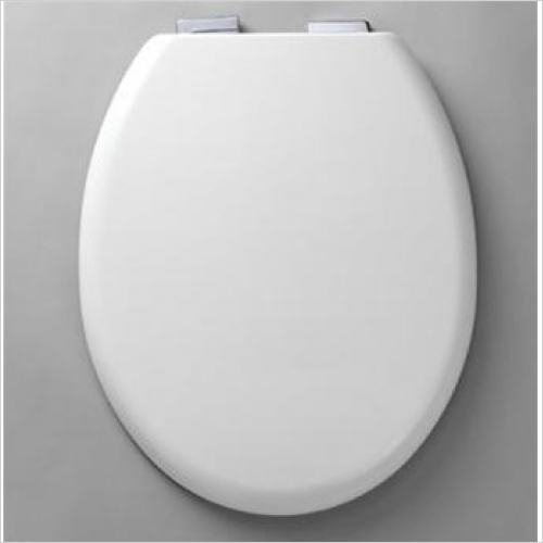 Roper Rhodes - Curve Soft-Closing Toilet Seat