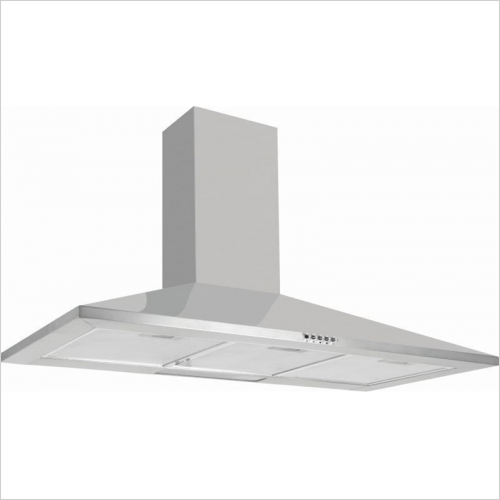 Caple Appliances - Wall Chimney Hood 1000mm
