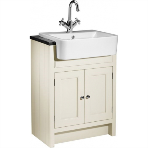 Roper Rhodes - Hampton 600mm Semi Countertop Unit