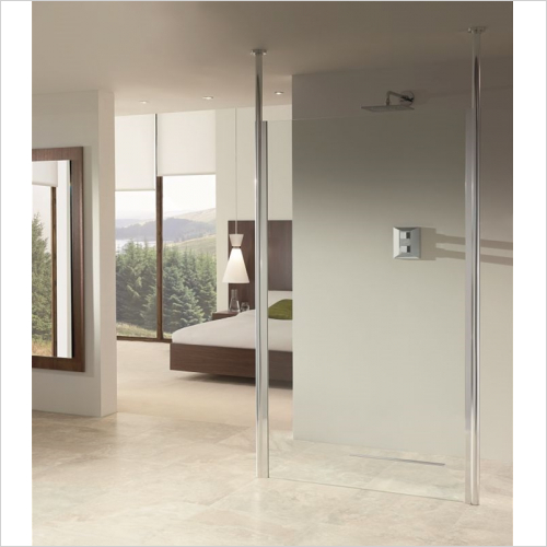 Impey - Aqua Screen Clear 900mm Screen Pack