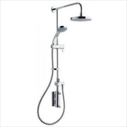 Mira - Miniluxe EV Thermostatic Mixer Shower With Diverter