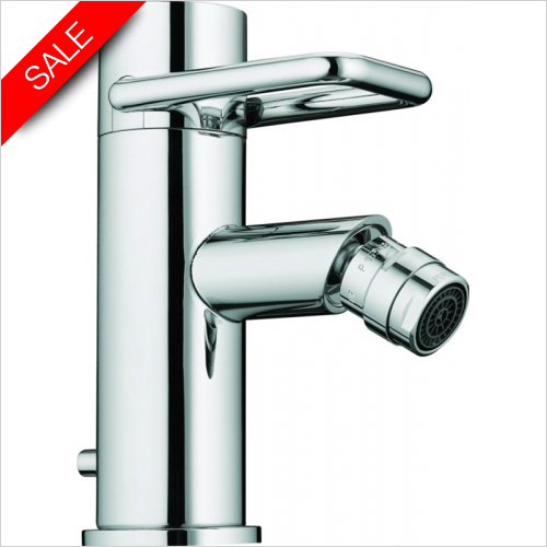 Laufen - Twinprime Single Lever Bidet Mixer