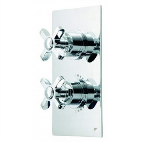 Roper Rhodes - Wessex Concealed Inline Single Function Shower Valve