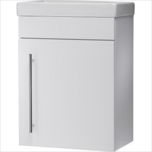 Roper Rhodes - Esta 450mm Cloakroom Wall Mounted Unit