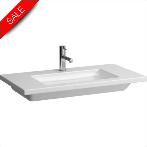 Laufen - Living Square Countertop Washbasin 900 x 480mm 1TH
