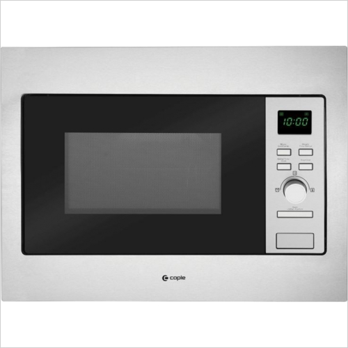 Caple Appliances - Classic Built-In Microwave & Grill With Frame
