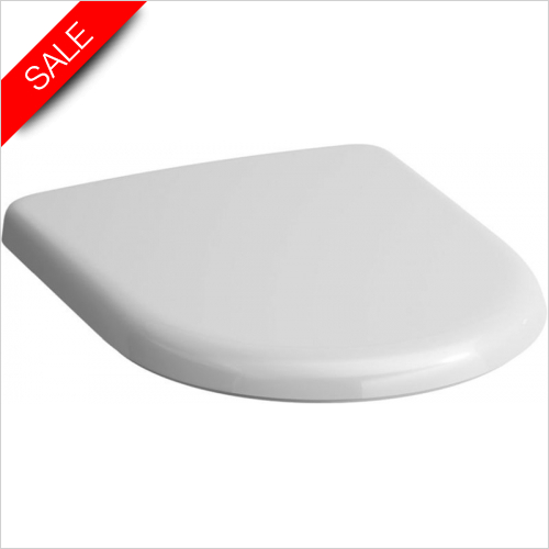 Laufen - Pro Fixed WC Seat & Cover With Antibacterial Coating