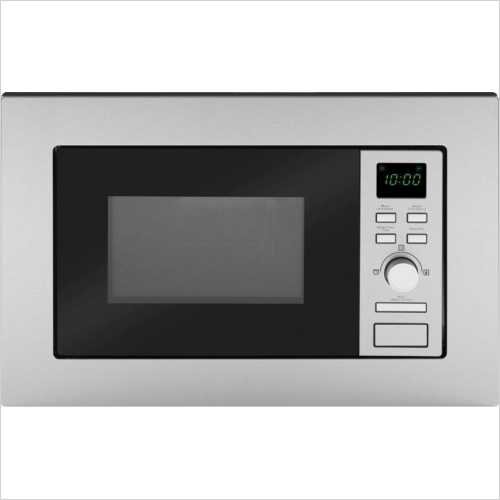 Caple Appliances - Classic Built-In Wall Unit Microwave & Grill With Frame