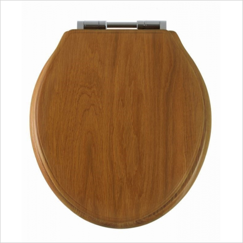 Roper Rhodes - Greenwich Toilet Seat Soft Close Hinge