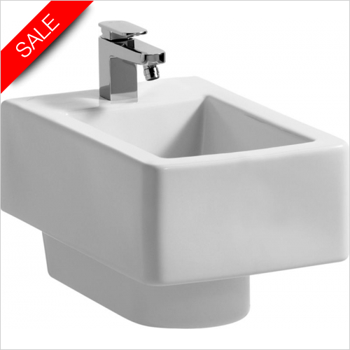 Laufen - Living City Wall Hung Bidet 1TH