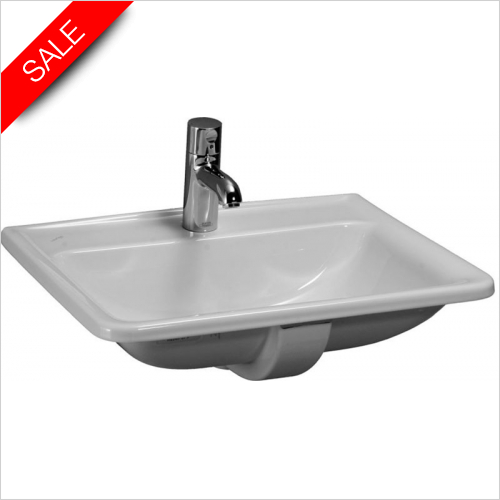 Laufen - Pro A Drop In Washbasin 560 x 440mm 1TH