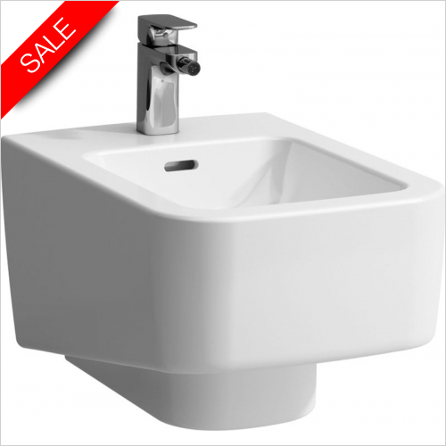 Laufen - Pro S Wall-Hung Bidet 360 x 530 x 430mm 1TH
