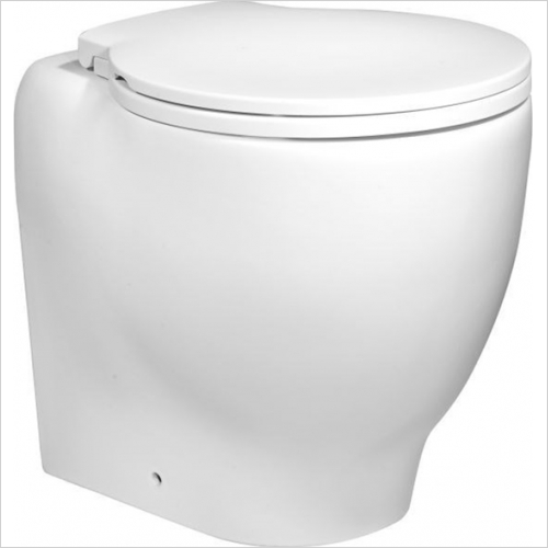 Roper Rhodes - Memo Back To Wall WC Pan 510mm