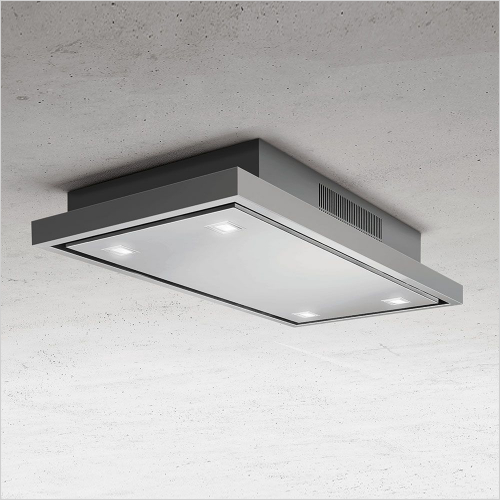 Elica - Stratos Ceiling Hood 900x500mm