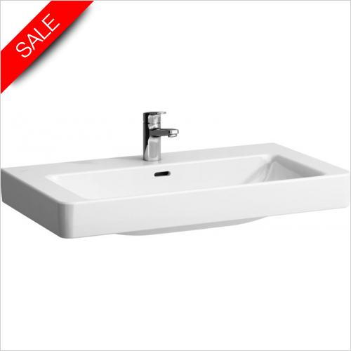 Laufen - Pro S Countertop Washbasin 850 x 460mm 1TH