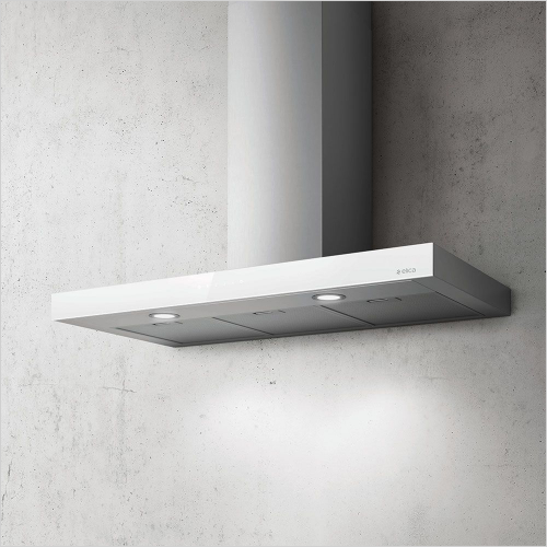 Elica - Joy Island Mounted Hood 900mm