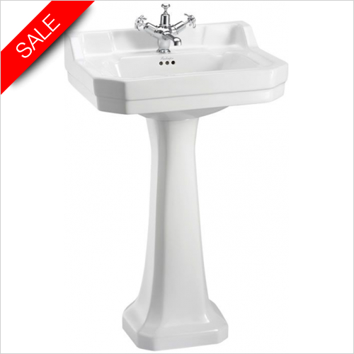 Burlington - Edwardian Basin 56cm 2TH